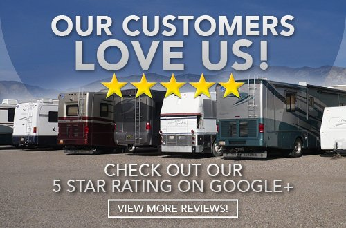 5 star RV customer testimony